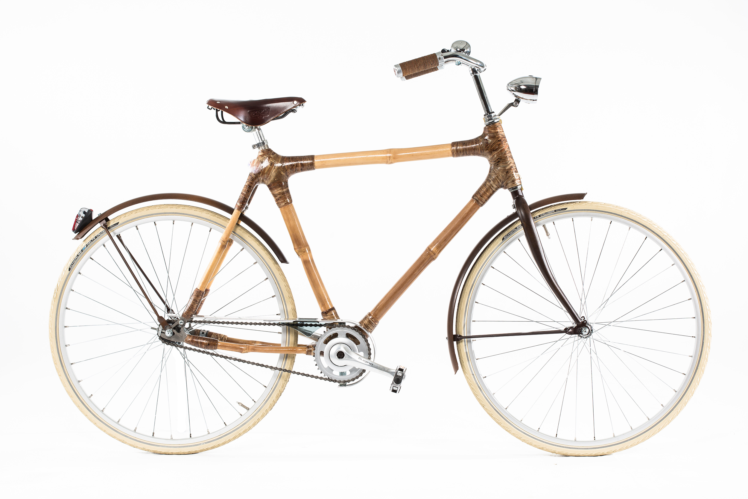 Blackstar Bamboo Bike